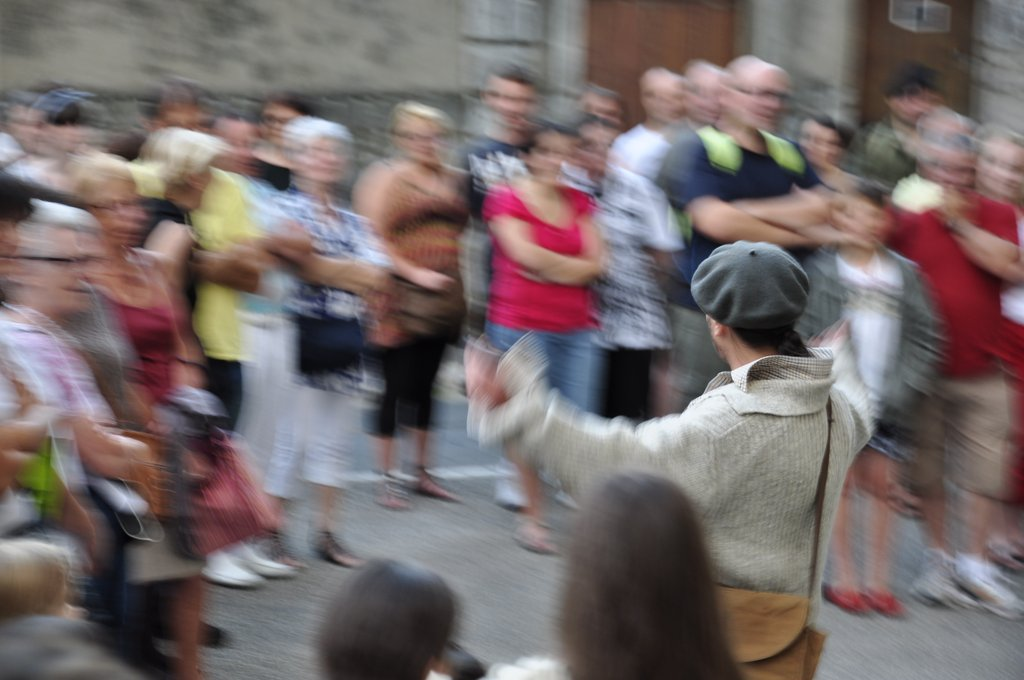 Gabriel libérant Blois